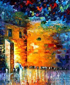 Resultado de imagen para ciudad de jerusalem cuadros de arte