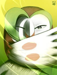 Dartrix by KthTheArtist
