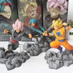 Careful Dragon Ball Z Goku Super Saiyan Assault 50th Anniversary Ver Toys & Hobbies Pvc Action Figure Dbz Collectible Model 19cm