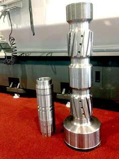 High End Mountain Bike Components Machined On Haas Cnc