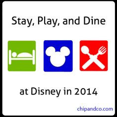 2014 Discounts Released for Walt Disney World | http://www.chipandco.com/2014-discounts-released-walt-disney-world-174821/