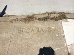 """That's not the way it's supposed to """"B""""... Read the full post here: http://urbanhikersf.blogspot.com/2013/09/concrete-mixer-upper-sidewalk-mistakes.html"""