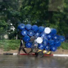 Just an ordinary (rainy) day in 🇨🇮, Abidjan