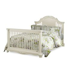 Bassettbaby® PREMIER Addison Nursery Furniture Collection In Pearl White