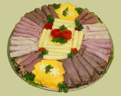 cheese and meat tray ideas | http://www.graduationparty.com/printable-recipe-meat-cheese-tray.htm