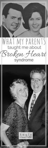 Is it really possible to die of a broken heart?homeschool | homestead | the simple life | SOULy rested in Christ | SoulyRested.com