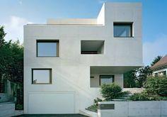 House at the Park / Luca Selva Architekten