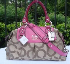 Pick it up! Coach Bags and all are just for $45!. Check it out!