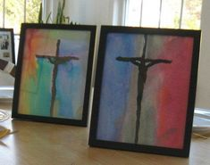 You'll find over 50 different Lenten Arts and Crafts ideas here, with pictures of the projects and the site names to the tutorials. You'll find this article useful if you teach a Sunday school class. #artsandcraftswithpaper,