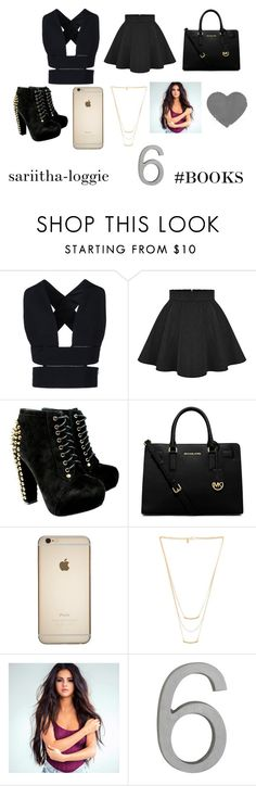 """""""The Count of Monte Cristo #6 ♥"""" by sariitha-loggie ❤ liked on Polyvore featuring STELLA McCARTNEY, Michael Kors, Gorjana, CB2, outfits, books, AlejandroDumas and TheCountOfMonteCristo"""