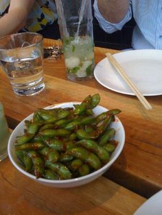 "Toko, Surry Hills ""best edamame so far"""