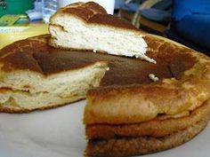 FASE CRUCERO Ingredientes: -5 CS de queso batido 0 % -3 huevos -1/2 cc de levadura en polvo -2 CS de Maizena - aroma de vainilla - ...