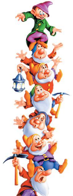 Va de #Disney, te acuerdas del nombre de estos famosos enanitos? Como crees que te ve la gente? Recuerda tú la #imaginación, nosotros la #impresión