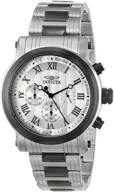 invicta watches : Invicta Men's 15215 Specialty Analog Display Japanese Quartz Two Tone Watch Cool Watches, Watches For Men, Wrist Watches, Men's Watches, Quartz, Display, Japanese, Lighthouses, Clocks