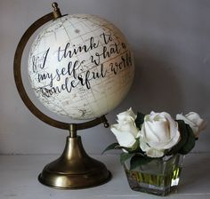 travel themed mystery using a globe as a prop - Google Search
