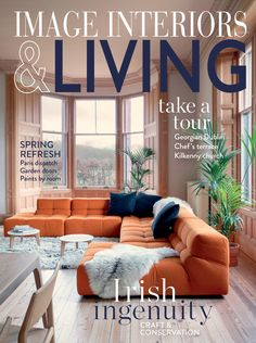 The new Image Interiors & Living magazine hits shelves on Thursday, February Take a peek inside the big features of the new issue. Victorian Buildings, Boarding House, House Photography, Garden Doors, Garden Painting, Living Magazine, Room Doors, Painted Doors, Creative Decor