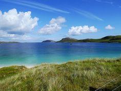 Barra Outer Hebrides Scotland :)