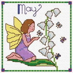 MAY fairy | Lesley Teare Thoughts on Design