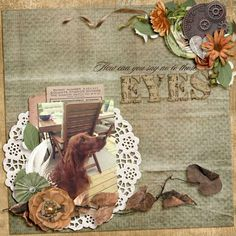 November 9 Daily Deal: Country Fair by Laitha's Designs  #thestudio #digitalscrapbooking #layout #inspiration