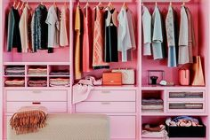 1244x830 Home Improvement Projects, Home Projects, Beautiful Closets, Wardrobe Makeover, Fashion Advice, Celebrity Style, Organization, Free Stuff, Money Tips