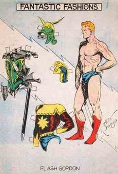 From the 50s - Flash Gordon! @Amy Dorr Charlie needs this!