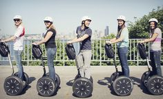 75-Minute Segway Tour of West Seattle or Two-Hour Tour of Downtown from West Coast Entertainment