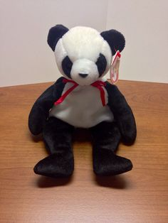 Ty Beanie Baby- Fortune- Retired  1997 e613ccfb63d1