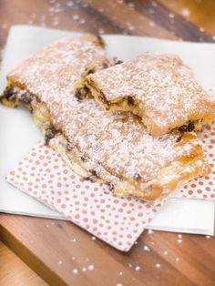 Brioches suisses aux pépites de chocolat : Recette de Brioches suisses aux pépites de chocolat - Marmiton