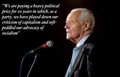 Tony Benn Dead: The Labour Firebrand's Most Fearsome And Inspirational Quotes Great Quotes, Me Quotes, Inspirational Quotes, Cognitive Dissonance, Uk Politics, Jeremy Corbyn, Political Satire, Faith In Humanity, Idioms