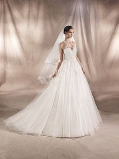SONIA Brautkleid im Prinzessin-Stil