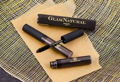 GlamNatural mascara! 40% off and FREE shipping to the U.S.