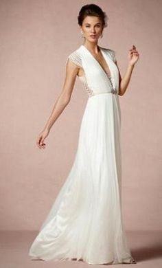 BHLDN Ortensia: buy this dress for a fraction of the salon price on PreOwnedWeddingDresses.com