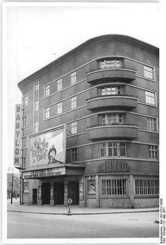 Kino Babylon Luxemburgplatz 1951