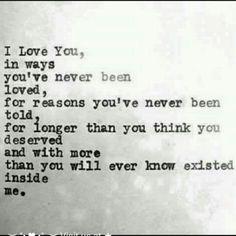AND I DO