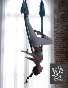 Arts And Crafts At Michaels Yoga Hammock, Aerial Hammock, Aerial Dance, Aerial Silks, Aerial Yoga, Yoga Sequences, Yoga Poses, Inner Thight Workout, Yoga Mantras