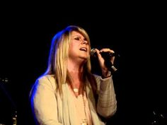 "this song always gives me chills!                                     Natalie Grant ""The Real Me"""