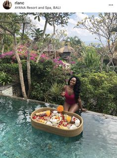 'She Travels Luxe because she is the birthday Queen'- Tag your squad - Luxe Travelle Hotel: AYANA Resort and Spa Location: Bali, Indonesia Vacation Mood, Girls Vacation, Dream Vacations, Vacation Trips, Vacation Spots, All I Ever Wanted, Destination Voyage, Travel Aesthetic, Black Girls