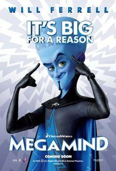 Megamind (2010) movie
