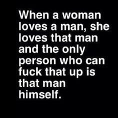 Yes, but she could royally Fuck it up too. Definitely. Let's be real here. You can love someone and make a huge mistake. The road to hell is paved with good intentions.