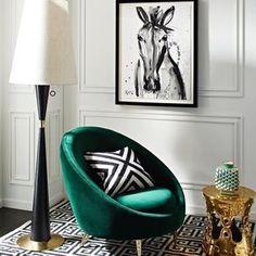 Enviable emerald | Jonathan Adler