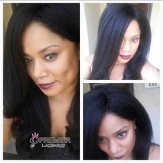#FeaturedCustomer by shalon ❤ you are so beautiful   wig info: 1b# color 18inches 150% thick density, 4x4silk top, kinky straight Brazilian virgin hair glueless lace front wig. SKU:LFW-B-KS ❤ http://www.premierlacewigs.com/glueless-lace-front-wigs-brazilian-virgin-hair-kinky-straight.html #premierlacewigs #wigs #Kinkystraight #Brazilianvirginhair #hair #beautifulhair #beauty #fashion #humanhairwigs #lacefrontwigs #lacewigs #hair
