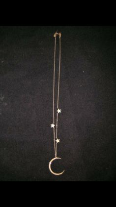 Replica Moon and stars necklace from Mirror Mirror