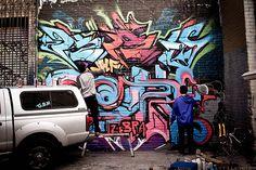 Graffiti in da alleeey