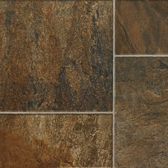 """Found it at Wayfair - Revolutions™ Tile 16"""" x 51"""" x 8mm Mojave Slate Laminate in Oasis"""