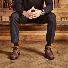 Harrys of London | Griffen Waxed Kudu Tobacco