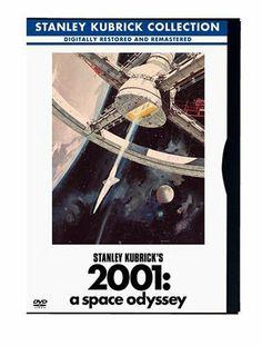 2001 - A Space Odyssey  -  A arquitetura espacial na visão de Kubrick