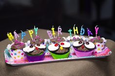 Benoni Party Venue - more cupcakes by Shelley Eames
