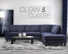 Instead of going for bold colors, try getting this sectional sofa for a more subdued atmosphere in any living space.  Visit www.blimsfinefurniture.com.ph to see more!  #blims #blimsfurniture #space #livingroom #sofa #furniture #modern #livingspace #homesph #home #interior #design #interiordesign #classy #clean #realliving #lifestyleph #mnl