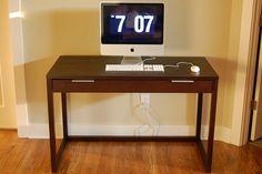 New Computer, New Desk