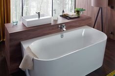 Villeroy & Boch presents its novelties at Milano Design Week 2019 Villeroy, Maine House, Corner Bathtub, Interior Design, Bathroom, Home, Bathtubs, Google Search, Presents